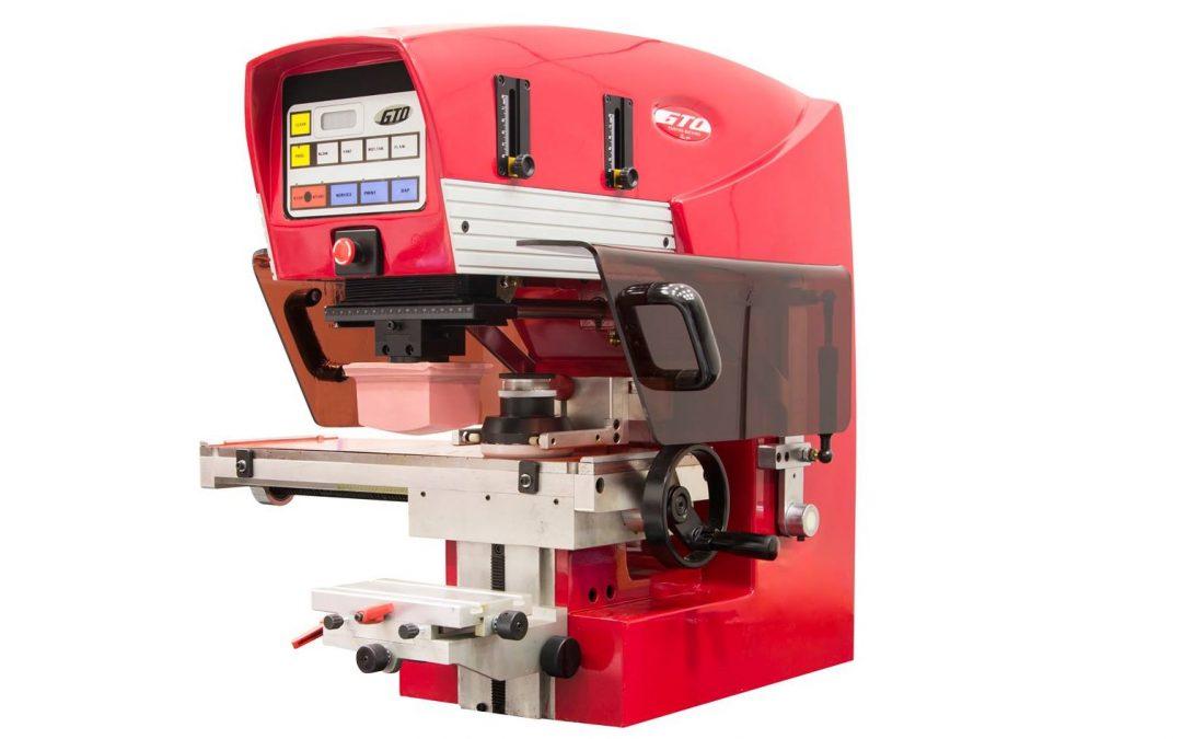 V. Cerdá distribuidor de máquinas de tampografía GTO en España