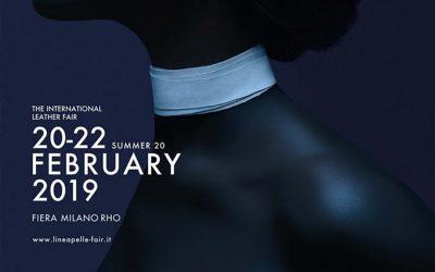 V. Cerdá en Lineapelle 2019 del 20 al 22 de febrero en el stand de Cerim