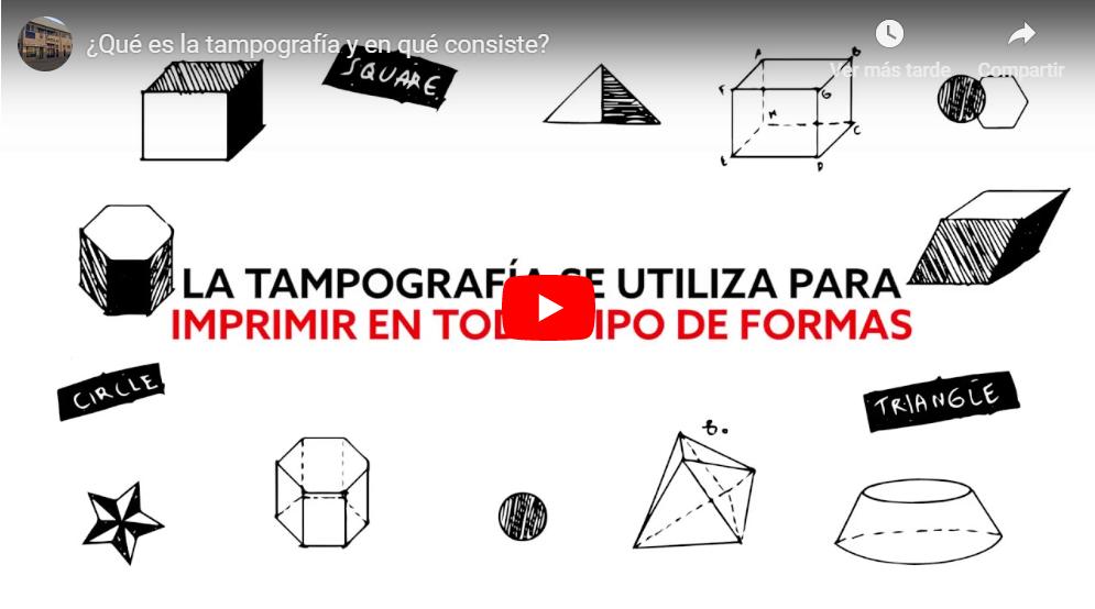 ¿Qué es la tampografía y en qué consiste?